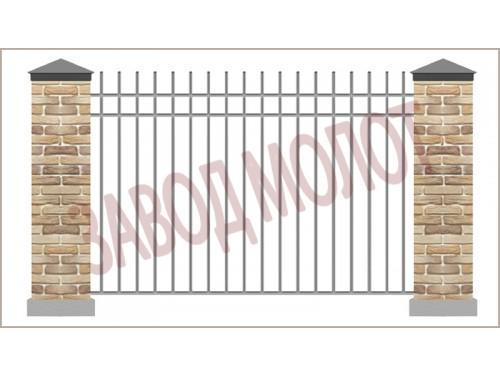 Забор сварной CT-ZC-1