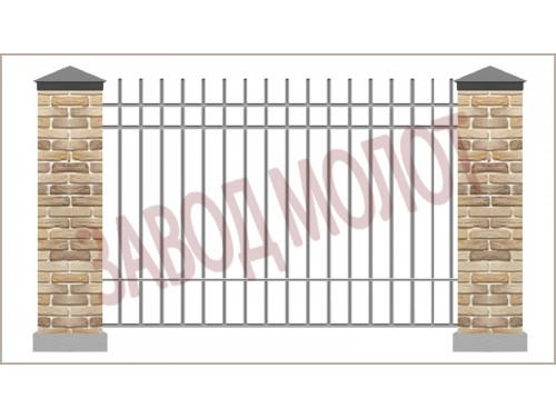 Забор сварной CT-ZC-2