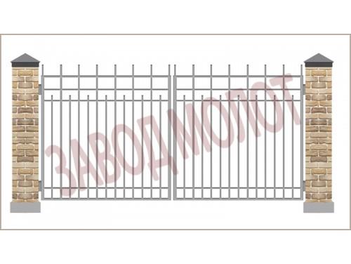 Ворота сварные CT-BC-3