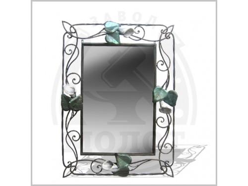Кованое зеркало 1
