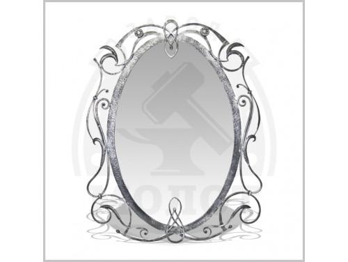 Кованое зеркало 2
