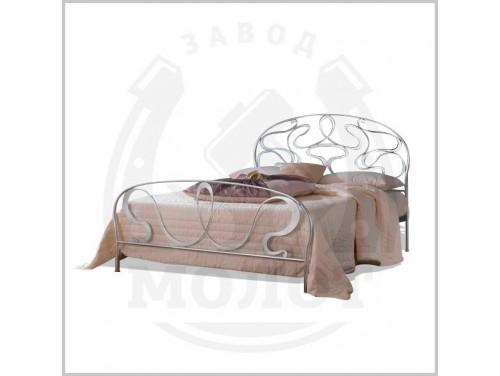 Кованая кровать K-1