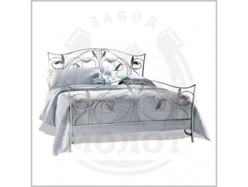 Кованая кровать K-3